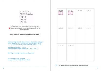 27-De-tafels-van-vermenigvuldiging-zelf-opschrijven