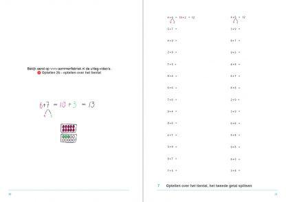 7-Optellen-over-het-tiental-het-tweede-getal-splitsen